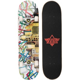 L-Sport Metropolitan City Complete Skateboard (8.0