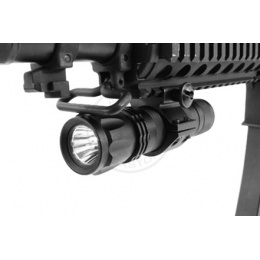 NcStar Tactical LED Flashlight Unit - With Weaver Mount