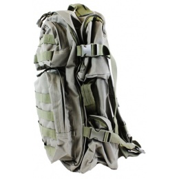 NcStar Tactical MOLLE Backpack - OD Green