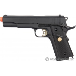 Double Bell Gas Blowback Full Marking M1911 MEU Airsoft Pistol