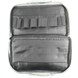 NcStar Discreet Shooter's Pistol Case - Gun Bag - Army Digital ACU