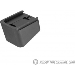 Double Bell Reinforced Polymer Base Plate for G17 Airsoft Magazines