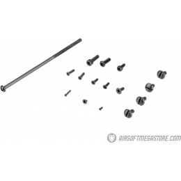 Double Bell Full Set of Airsoft Screws for M1911 GBB Airsoft Pistols