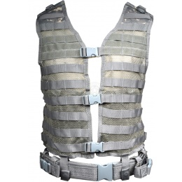 NcStar MOLLE / PALS Modular Tactical Vest - Army Digital ACU