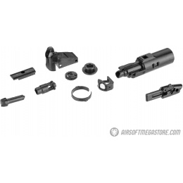 Double Bell Nozzle Kit and Components for M1911 GBB Airsoft Pistols