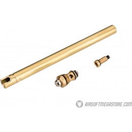 Double Bell Inner Barrel and Mag Valves for M1911 GBB Airsoft Pistols