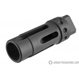 ARES M110K Style Clockwise Full Metal Airsoft Flash Hider