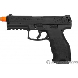 Elite Force H&K VP9 Gas Blowback Airsoft GBB Pistol - BLACK