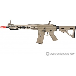 ICS CXP-MARS Carbine Full Metal M4 Airsoft AEG Rifle - TAN