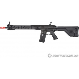ICS CXP-MARS DMR Full Metal M4 Airsoft AEG Rifle - BLACK