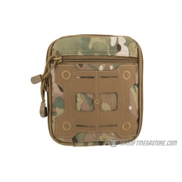Lancer Tactical Laser Cut MOLLE Medical Sundries Bag - CAMO