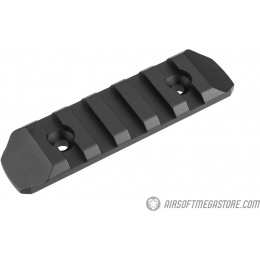 Atlas Custom Works 5-Slot KeyMod Rail - BLACK
