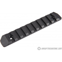 Atlas Custom Works 9-Slot M-LOK Rail - BLACK