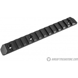 Atlas Custom Works 13-Slot M-LOK Rail - BLACK