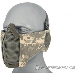 WoSport Tactical Elite Face and Ear Protective Mask - ACU