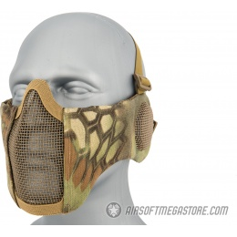 WoSport Tactical Elite Face and Ear Protective Mask - MAD