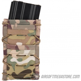 AMA Single High Speed M4 MOLLE Magazine Pouch - CAMO