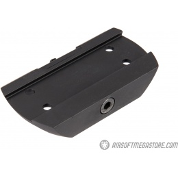 Atlas Custom Works Low Mount for T1 Micro Dot Sights - BLACK