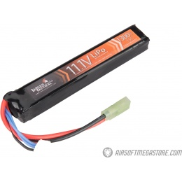 Lancer Tactical 15C 11.1V 1300 mAh Stick LiPo Battery