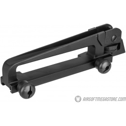 NcStar Airsoft AR-15 Full Metal Detachable Carry Handle - BLACK