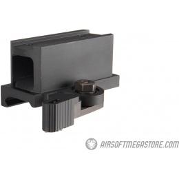 Atlas Custom Works CNC Full Metal QD Mount For T1 - BLACK