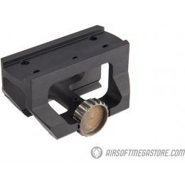 Atlas Custom Works Low Drag Mount for T1 and T2 - BLACK