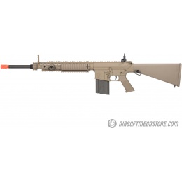 ARES Knight's Armament SR25 RIS Sniper Airsoft AEG Rifle - TAN