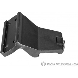 Atlas Custom Works 45° Offset Mount for T1 - BLACK