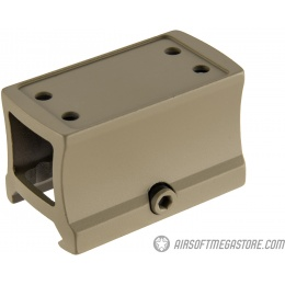 Atlas Custom Works Riser Mount for HS Series Dot Sights - TAN