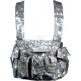 NcStar Tactical 6 Pocket AK Chest Rig - ACU