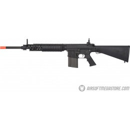 ARES Knight's Armament SR25 RIS Sniper Airsoft AEG Rifle - BLACK