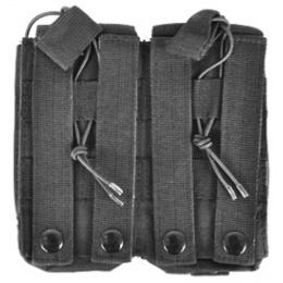 NcSTAR MOLLE Rifle Magazine Pouch + Pistol Magazine Pouch - BLACK