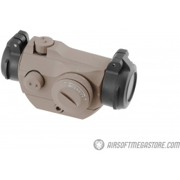 Atlas Custom Works Airsoft TR02 Red Dot Sight - TAN