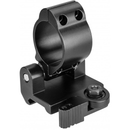 Atlas Custom Works Switch to Side 30mm QD Mount - BLACK