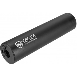 G&G Battle Owl Tracer Unit / Mock Suppressor (12mm CCW)  - BLACK