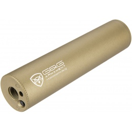 G&G Battle Owl Tracer Unit / Mock Suppressor (12mm CCW)  - TAN