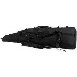 NcStar Airsoft Tactical Sniper Rifle Drag Gun Bag - BLACK
