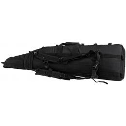 NcStar Airsoft Tactical Sniper Rifle Drag Gun Bag - BLACK