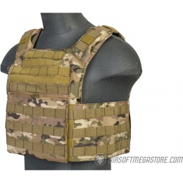 Lancer Tactical 1000D Nylon S.A.P.C. Airsoft Tactical Vest (Camo)