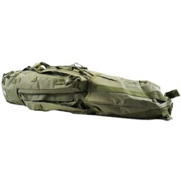 NcStar Tactical Drag Universal Rifle Gun Bag - OD GREEN