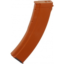 CM-C91 180rd Mid-Cap Airsoft Magazine for AK AEG Series - ORANGE