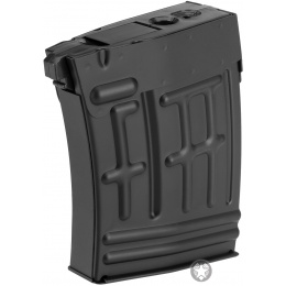 CM-C95 120rd Hi-Cap Airsoft Magazine for SVD AEGs - BLACK