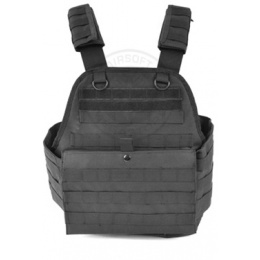 NcStar Tactical MOLLE/PALS Tactical Vest - Black