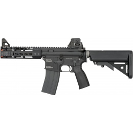 KWA LM4 PTR KR7 Stinger Gas Blowback M4 GBB Airsoft Rifle  - BLACK