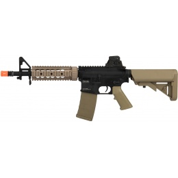 KWA KM4 SR7 AEG 2 Full Metal M4 RIS Airsoft Rifle - DARK EARTH
