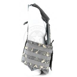 NcStar Tactical MOLLE/PALS Plate Carrier Vest - ACU
