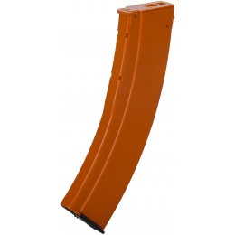 CM-C15 800rd Hi-Cap Airsoft Magazine for RPK AEGs - ORANGE