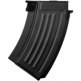 CM-C50 200rd Hi-Cap Airsoft Magazine for AK47 Spetsnaz AEGs  - BLACK