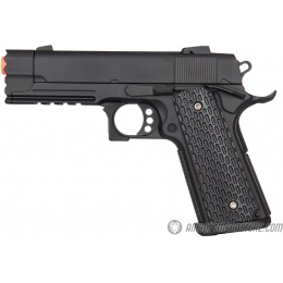 Golden Hawk Zinc M1911 Tactical Spring Airsoft Pistol