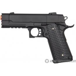 Golden Hawk Zinc M1911 Tactical Spring Airsoft Pistol